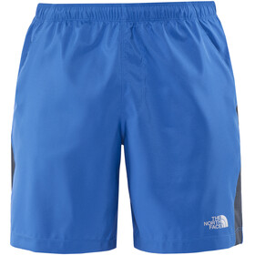 The North Face Reactor - Pantalones cortos running Hombre - azul
